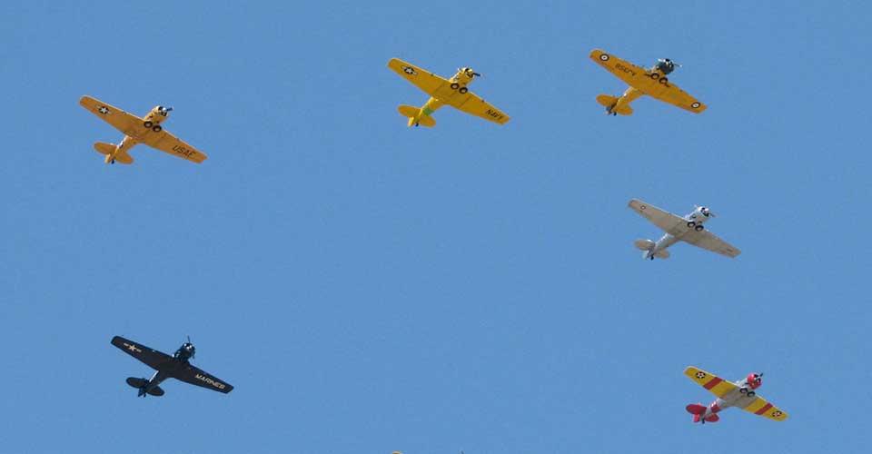 AirshowFormation