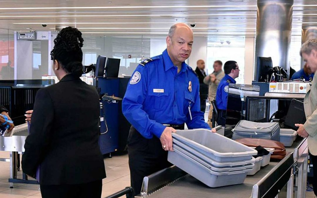 Abuses of Power by the TSA