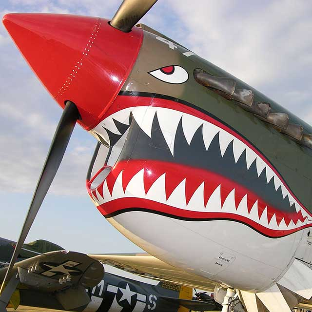 P-40E Warhawk/Kittyhawk