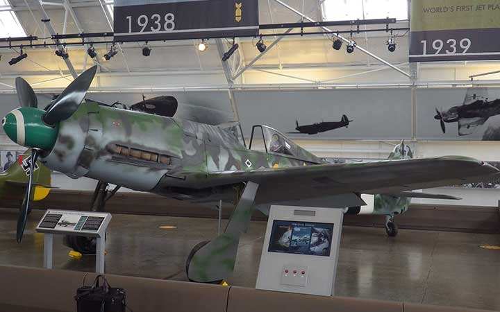 Focke Wulf Fw190D-13