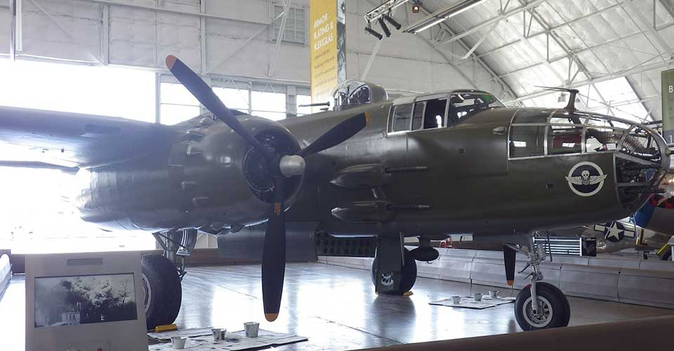 B-25J Flying Heritage Collection