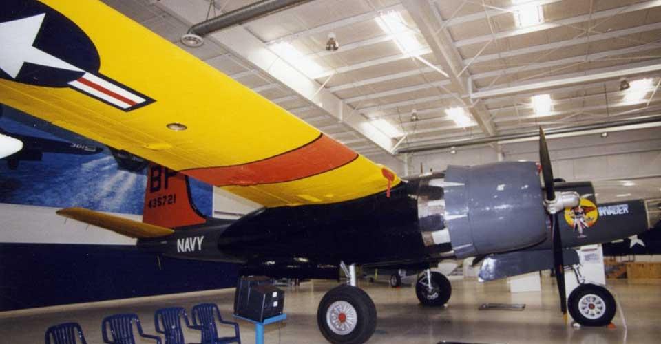 Douglas A-26 Invader, 44-35721 (N9425Z) 'Invader'