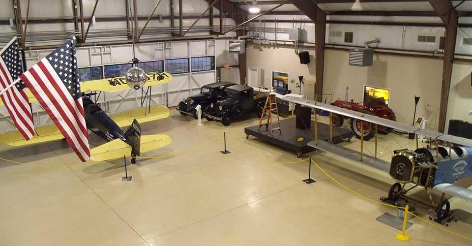 Candler Field Museum Hangar