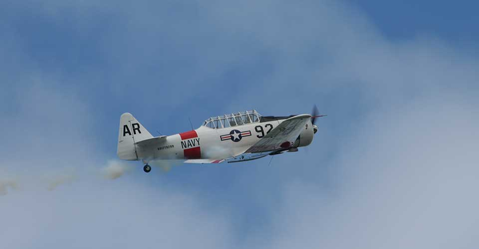 North American T6 Harvard (Texan)
