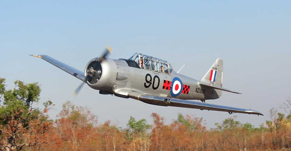 North American Harvard T6
