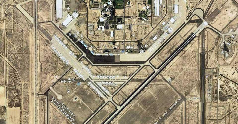 Roswell International Air Center
