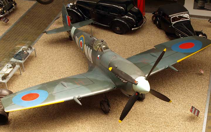 Supermarine Spitfire LF Mk